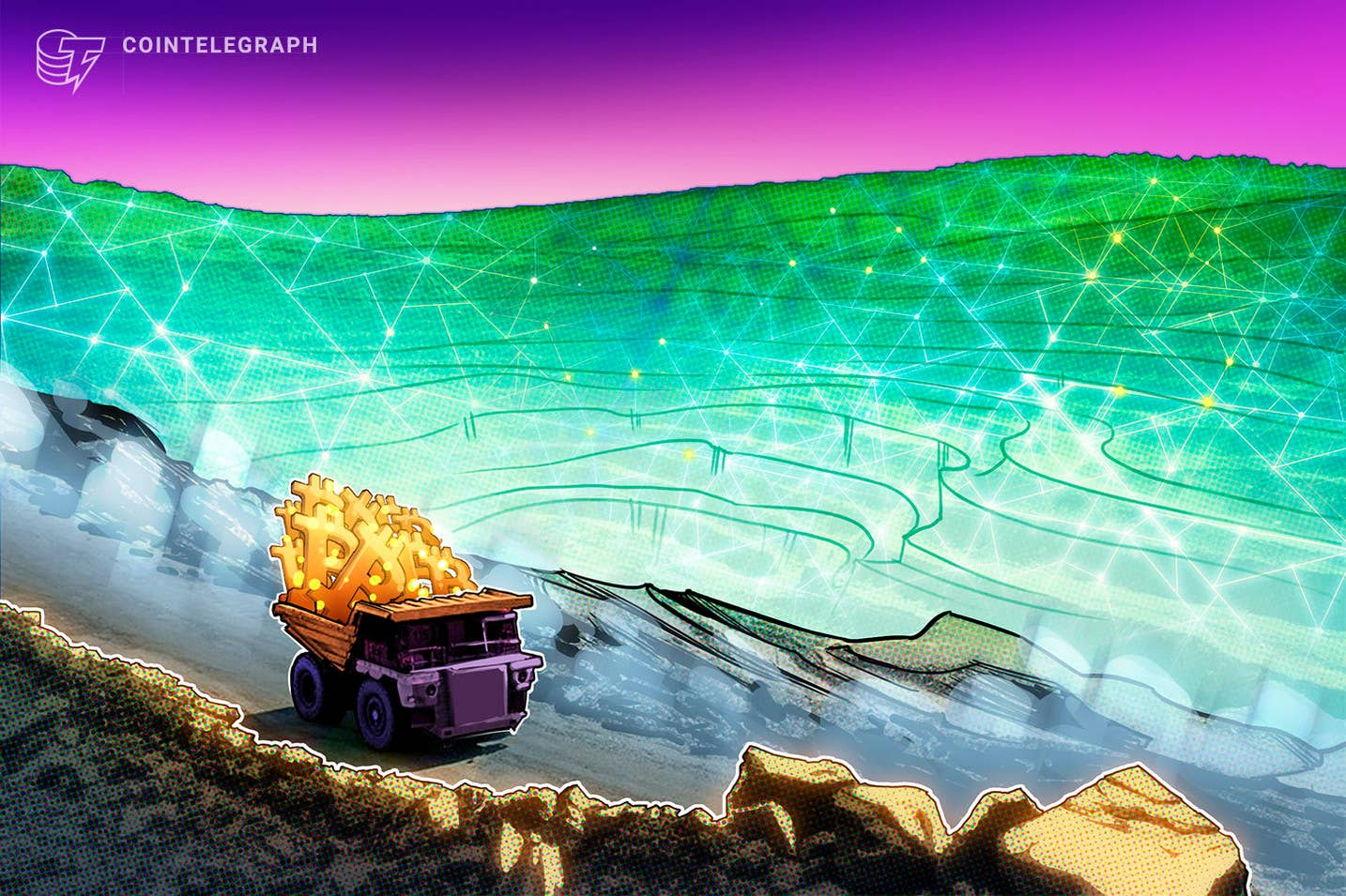 Koparka bitcoinów Genesis Digital Assets podnosi 431 mln USD