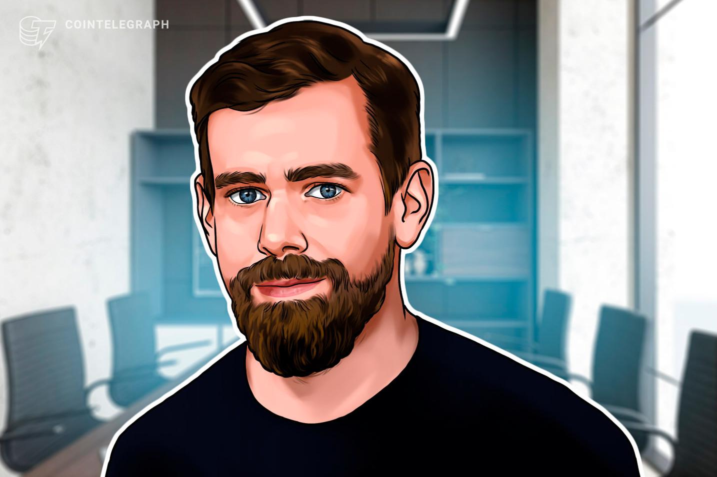 """""""Bitcoin"""" yra raktas į """"Twitter"""" ateitį, sako Jackas Dorsey"""