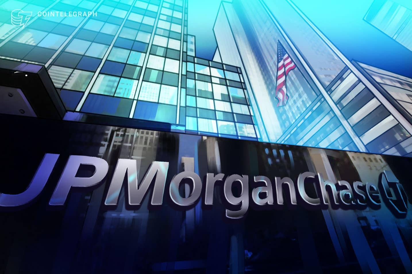 JPMorgan soa alarme sobre mercados de criptografia 'espumosos' após o boom de agosto