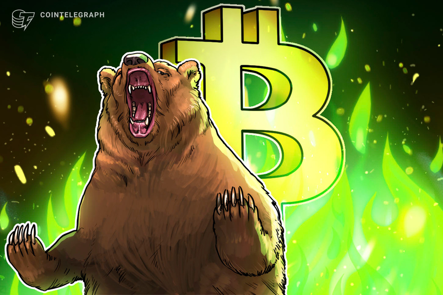 Pembakaran harga BTC menanggung $ 40K: 5 perkara yang perlu ditonton dalam Bitcoin minggu ini