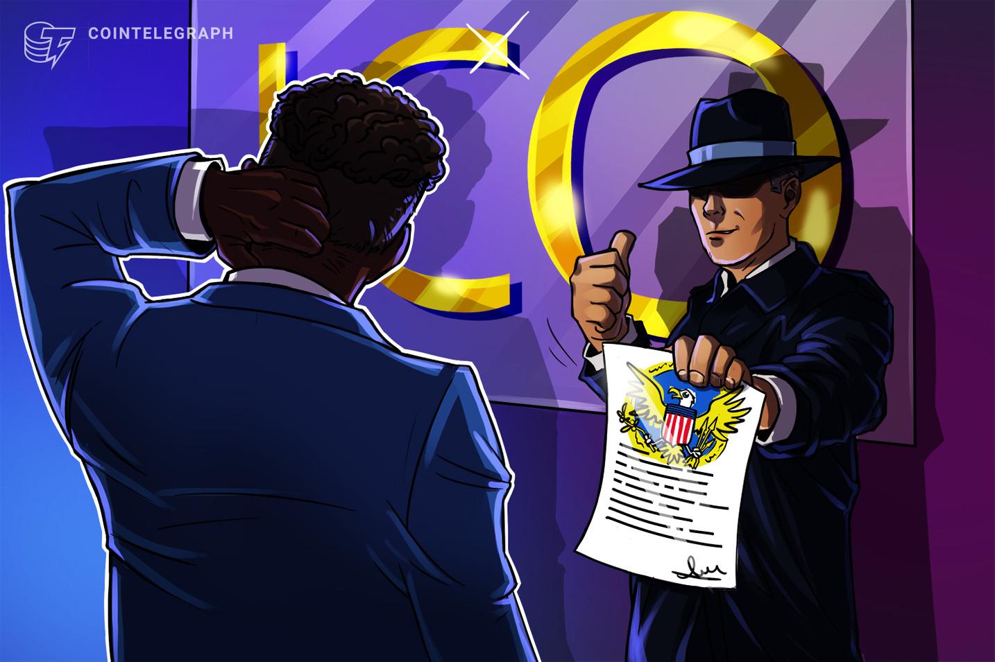 As multas da SEC agendam US $ 200 mil além das classificações favoráveis da ICO