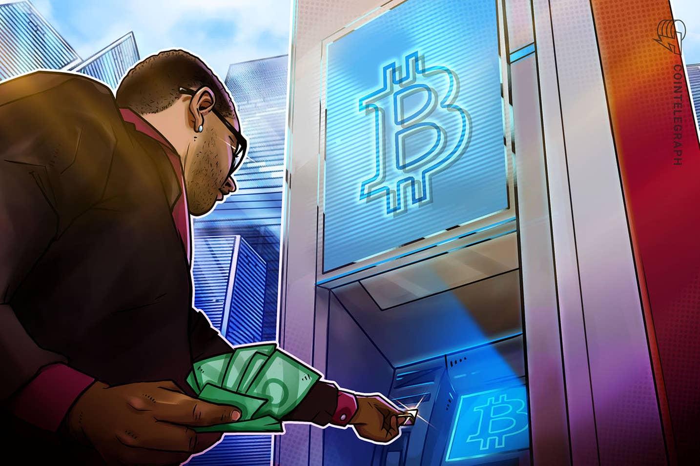 """Remiantis duomenimis, Salvadoras užima trečią vietą pasauliniuose """"Bitcoin"""" bankomatų įrenginiuose"""