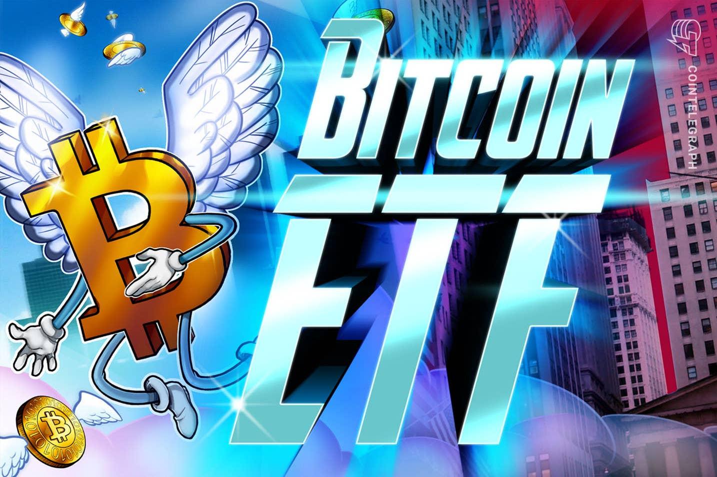 """Prekių strategas prognozuoja, kad """"Bitcoin ETF"""" kitą mėnesį JAV gali nuskambėti"""