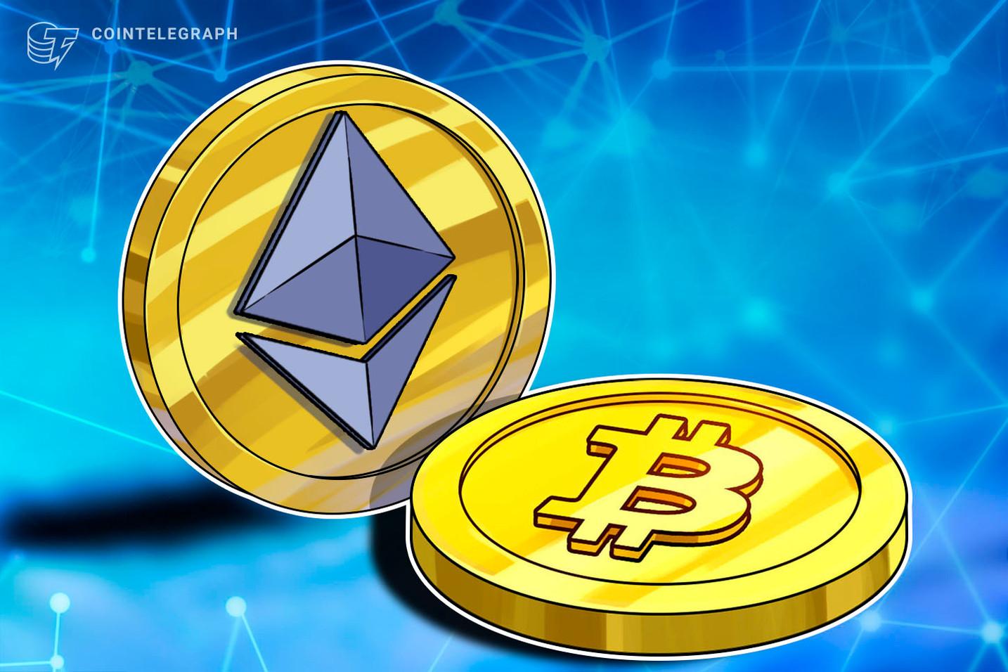 เดคัปปลิ้งไปข้างหน้า? ในที่สุด Bitcoin และ Ethereum ก็อาจสมานความสัมพันธ์ 36 เดือน