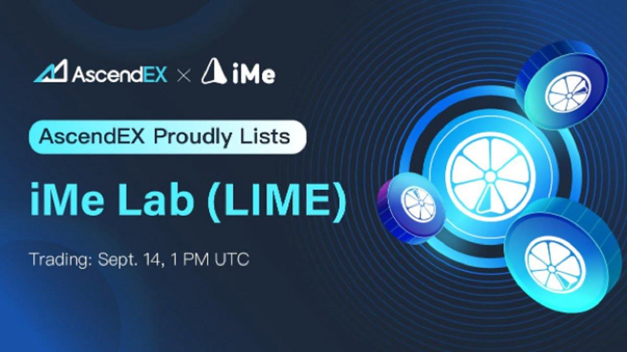 iME списъци на AscendEX
