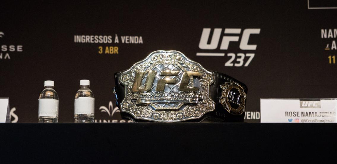 Crypto.com Partnerek az UFC-vel