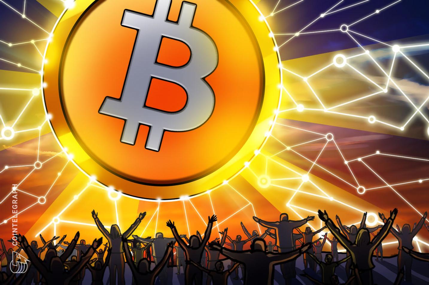 Bitcoin-analist zegt dat 'aanbodschok' aan de gang is nu het opnamepercentage van BTC stijgt naar het hoogste punt in een jaar