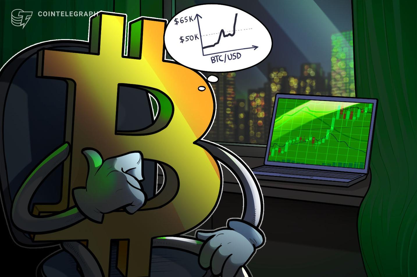 3 skäl till att Bitcoin plötsligt kan explodera till en ny $ 50K- $ 65K $