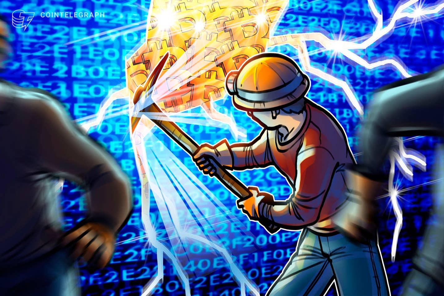 Blockstream e Macquarie Group lançam programa piloto de mineração de Bitcoin