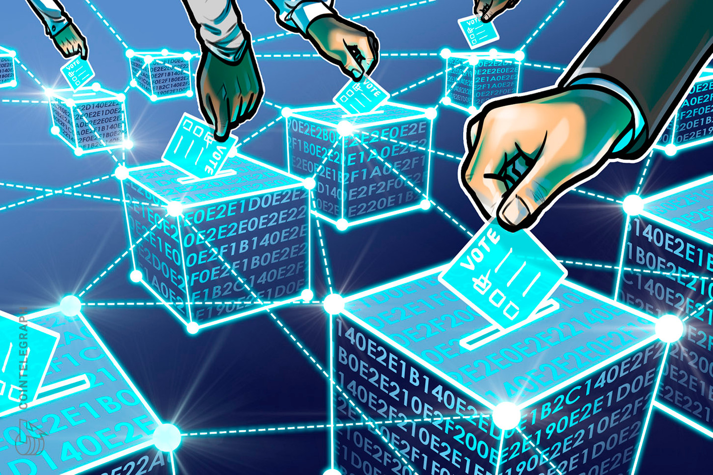 Nominowany do kenijskiej komisji wyborczej domaga się głosowania na blockchainie