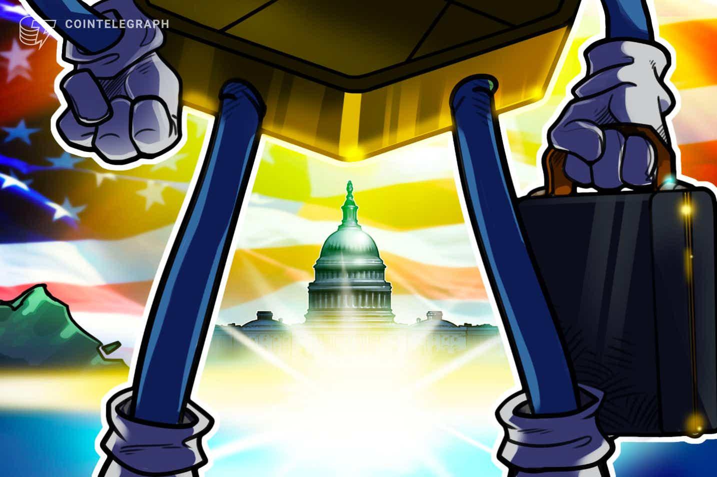 VC firma a16z meneruskan usaha melobi crypto di Washington