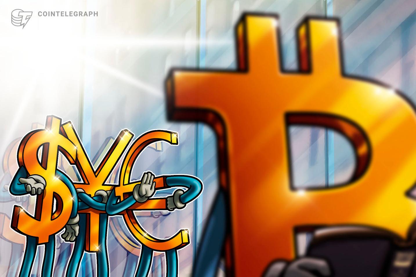 "Michaelas Sayloras nemano, kad ""Bitcoin kada nors bus valiuta JAV"""