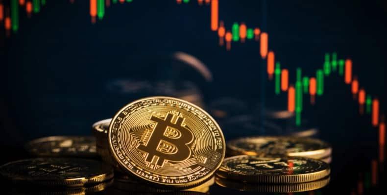 Bitcoin-bulių-kalbančių perpus