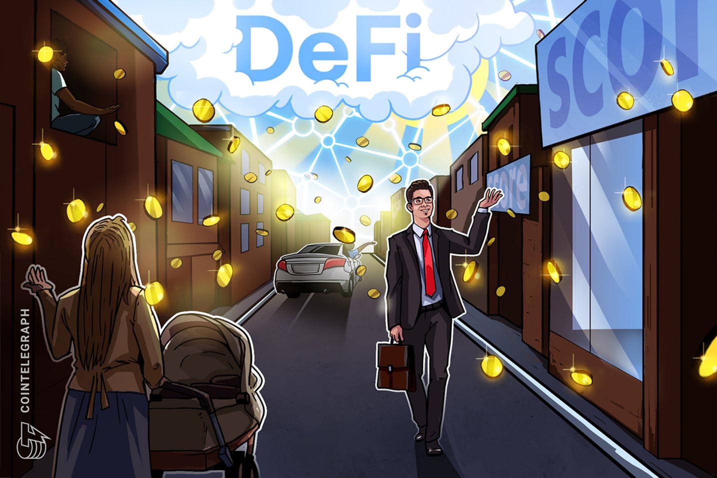 DeFiプロジェクトは、「聖杯」を求めている現在、苦痛なジレンマに直面しています。