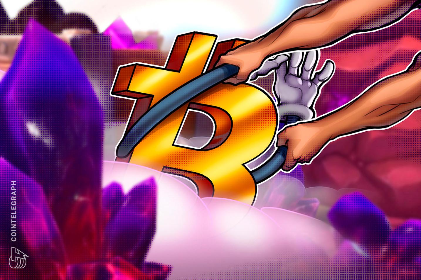 Bitcoin richt zich op $ 36K key Wyckoff-niveau met altcoins ingesteld om 'zwaarder te malen'