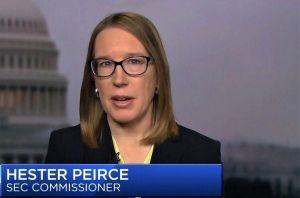 Pierce da SEC retorna ao caminho de guerra para criticar o Acordo 101 da Poloniex