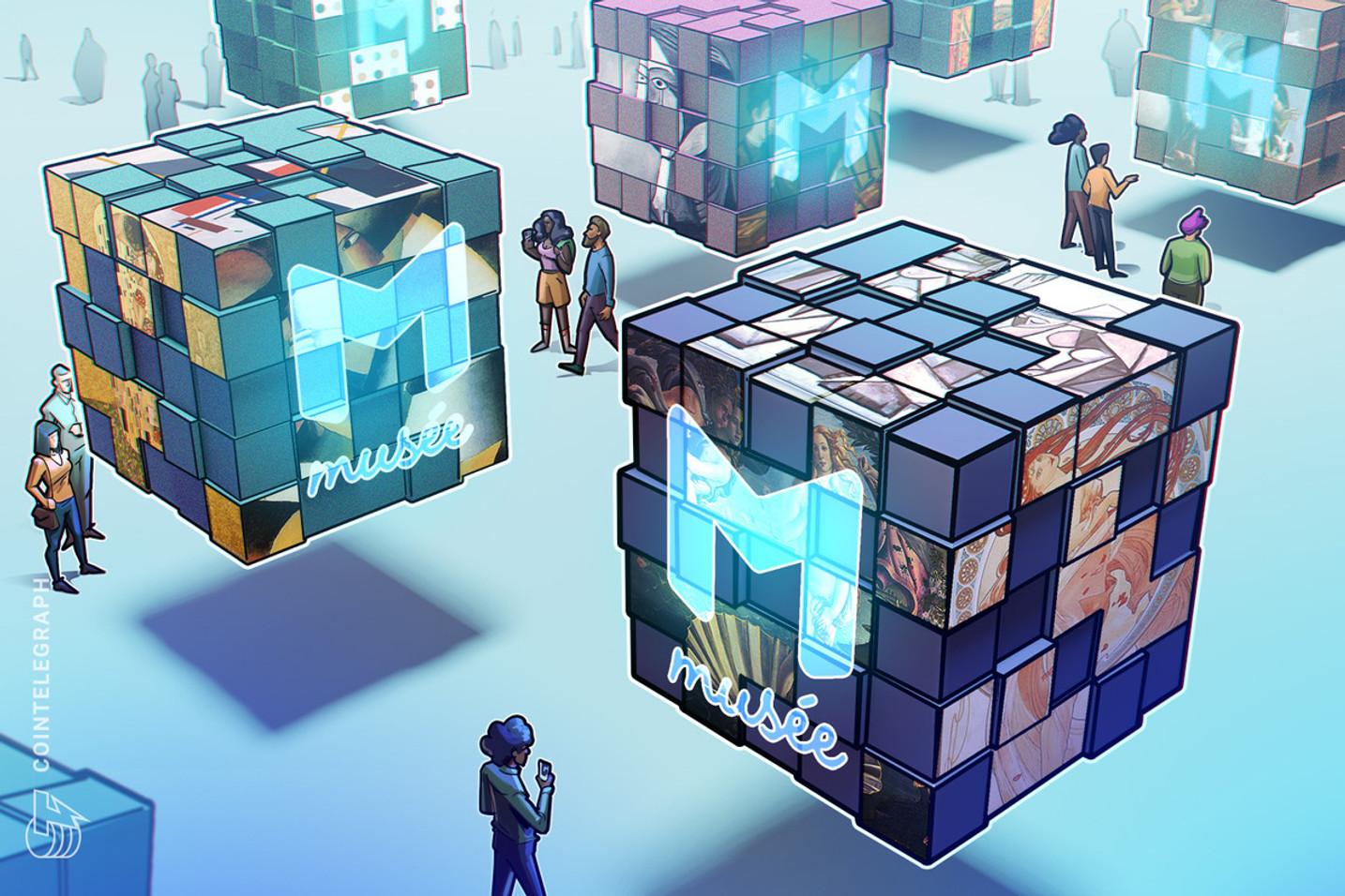 Le marché et la galerie NFT sophistiqués offrent des biens immobiliers numériques aux créateurs et aux collectionneurs