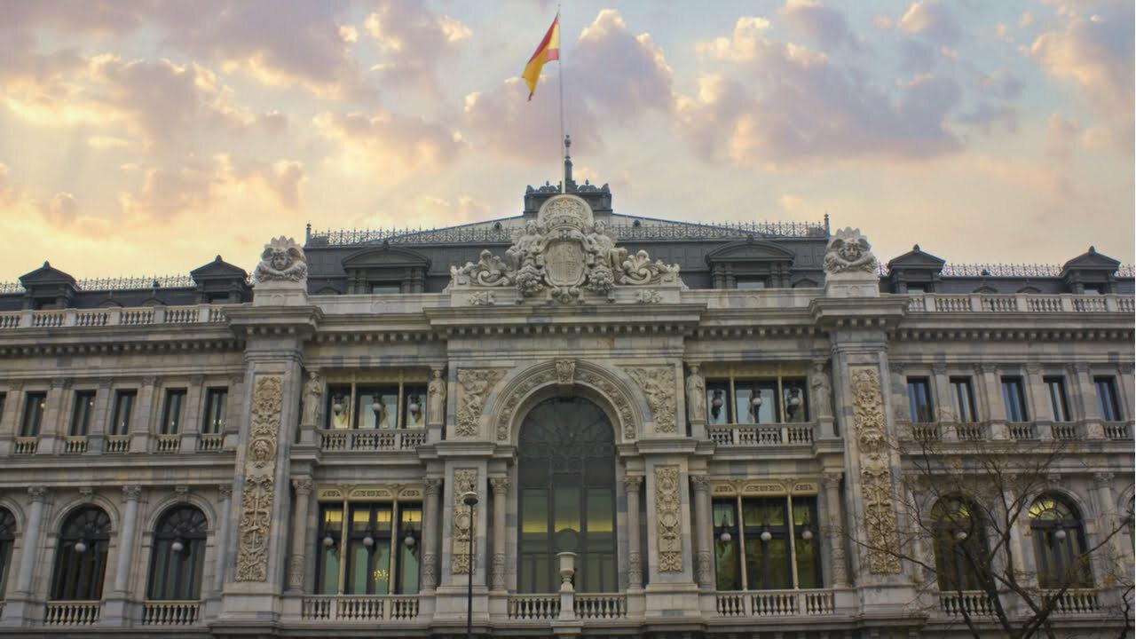 بانک اسپانیا