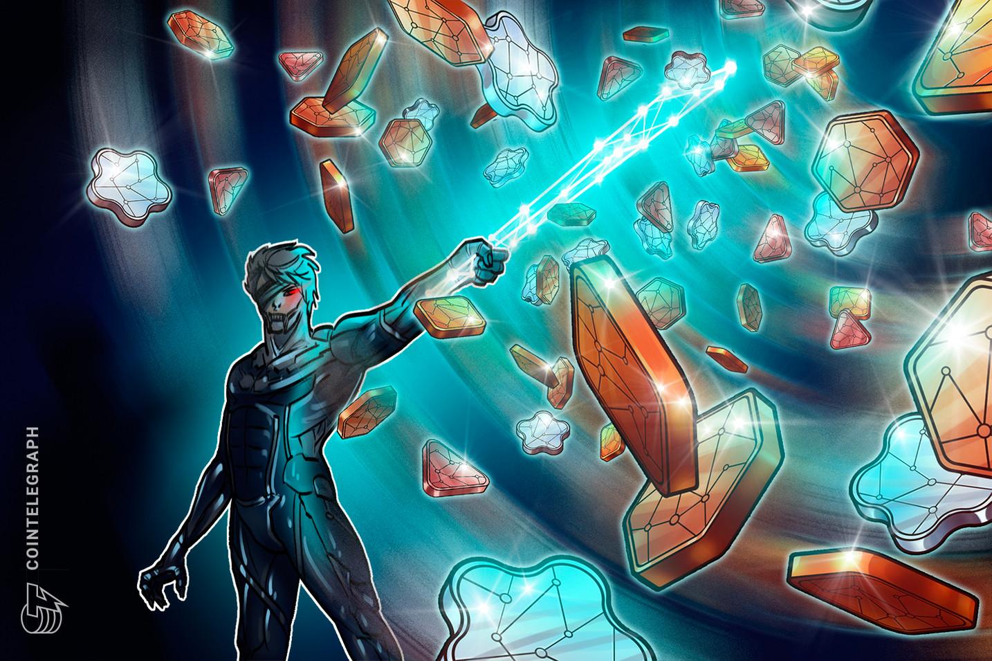 NFT's maken het voor gamers mogelijk om digitale eigendomsrechten te hebben