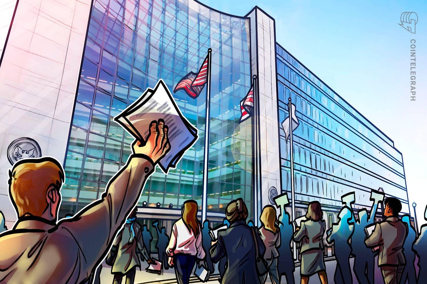 Rejestrujący się w SEC poszukują DeFi i fizycznie wspieranego zatwierdzenia Bitcoin ETF