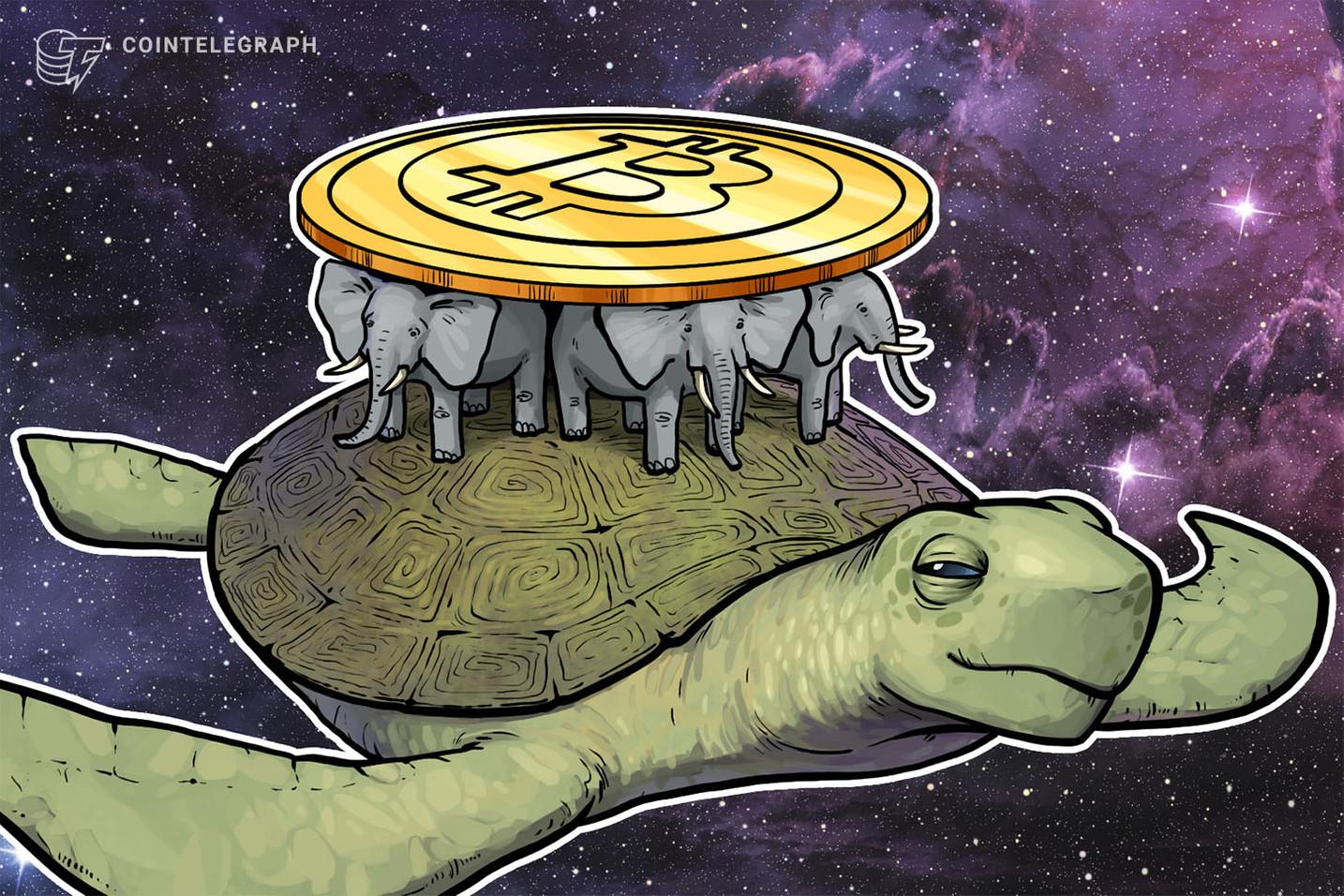 """កំណត់ត្រាល្បឿន Bitcoin ទាបបង្ហាញថាប៊ី។ ស៊ីធីអាច """"រំកិលទៅរកចំណុចធ្លាក់ចុះ"""""""