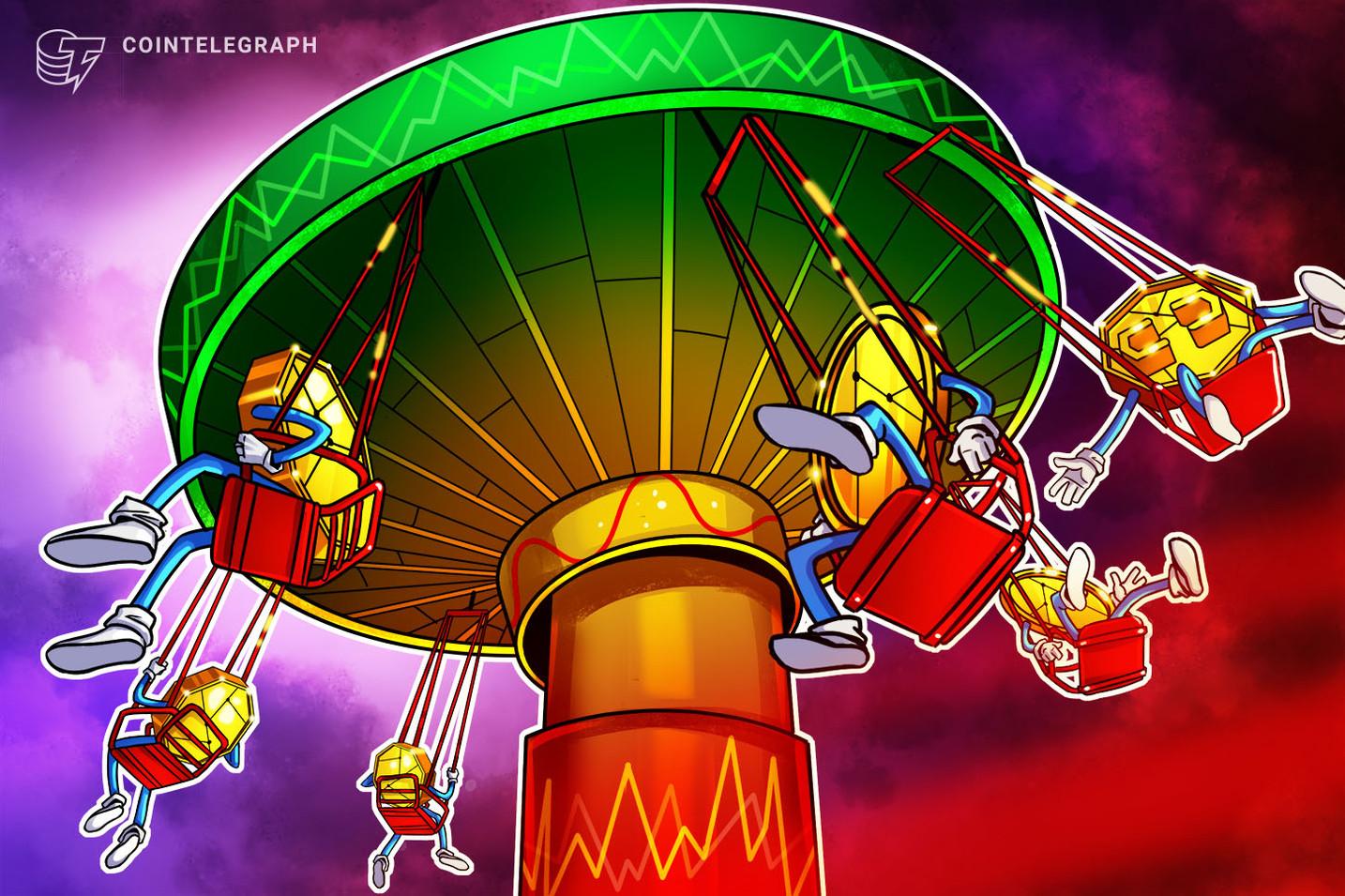 Šeit ir 2 veidi, kā gudri pro tirgotāji pamanīs kriptogrāfijas un akciju cenu maiņu