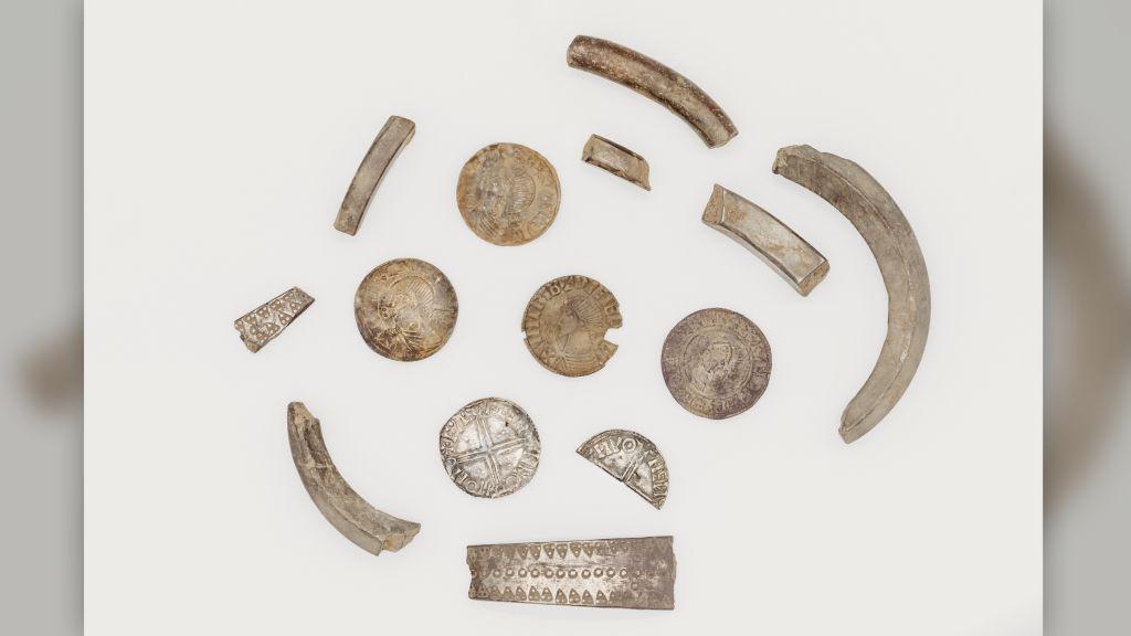 Viking Silver na otoku Man predstavlja 1,000 let staro analogno različico Bitcoina