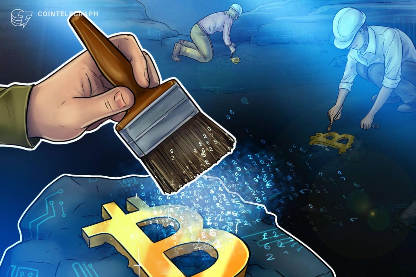 """Apskaičiuota, kad """"Bitcoin"""" kasyba 0.9 m. Sudarys 2030 proc"""