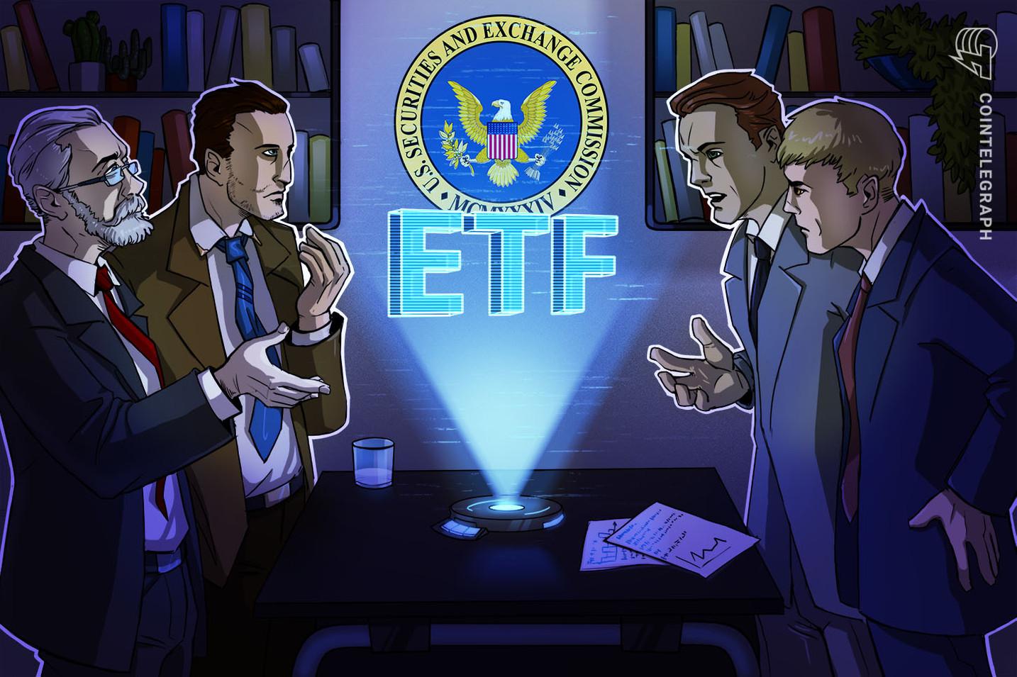 Společnost Global X spravující fondy soubory s SEC pro bitcoinové ETF