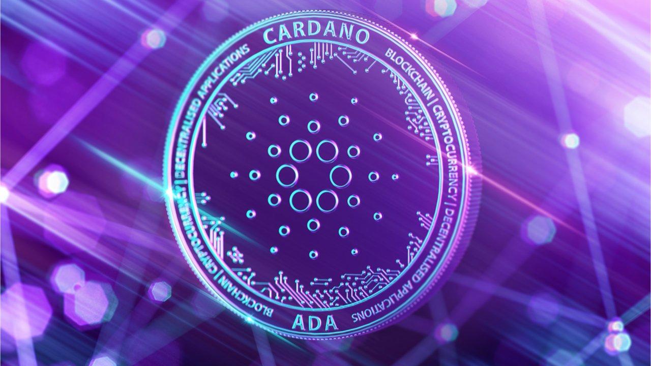 Mais de 2,300 Cardano Smart Contracts estão esperando no momento, ADA Price Slides 20% em 2 semanas