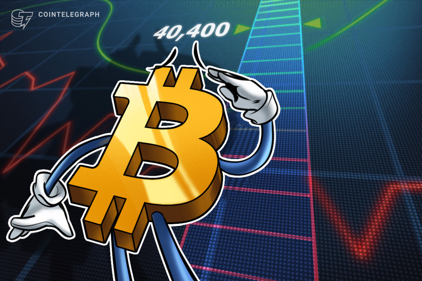 Analytici identifikují 40 XNUMX $ jako značku, nebo ji pro cenu bitcoinu prolomí